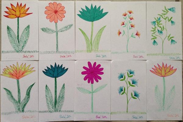 Flowers 391-400